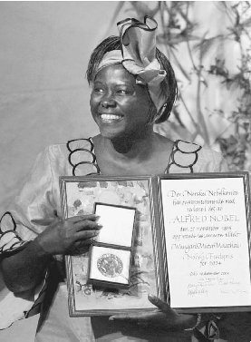 Wangari Nobel