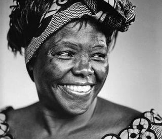 Wangari smiling 2