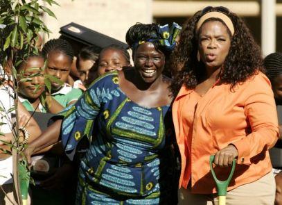 Wangari Oprah